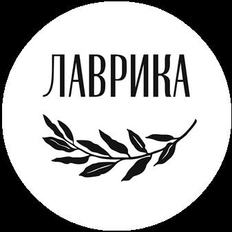 Лого Лаврика_чб круг2